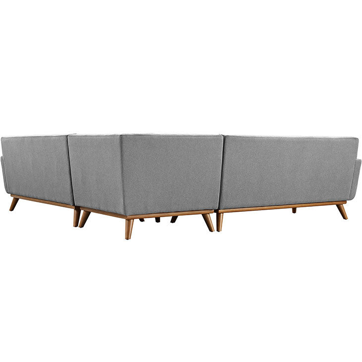 Queen Mary L-Shaped Sectional Sofa - living-essentials
