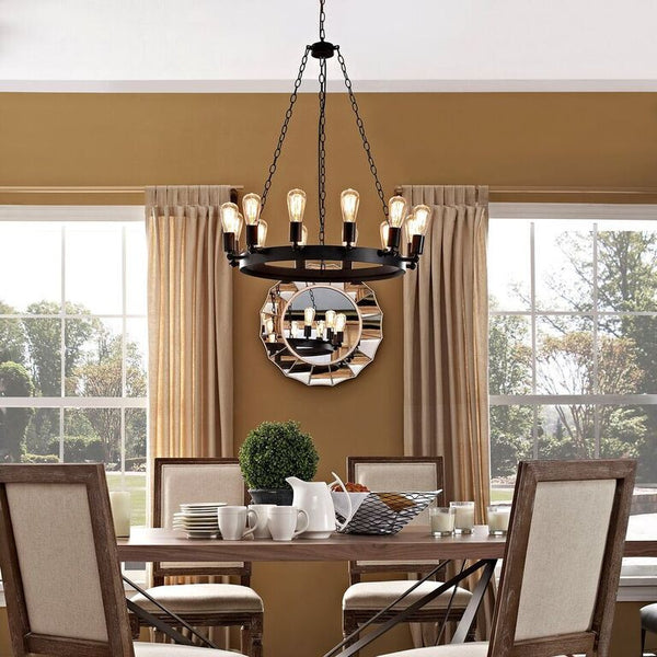 Transmit Chandelier - living-essentials