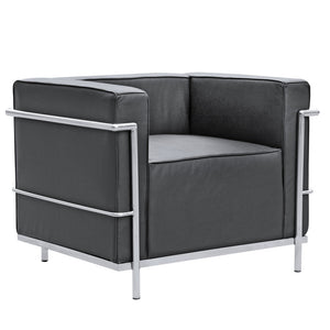 LC3 Style Grand Armchair - living-essentials