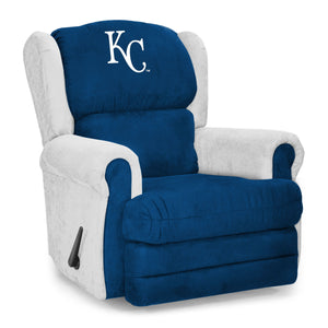 Kansas City Royals Big & Tall Coach Recliner - living-essentials