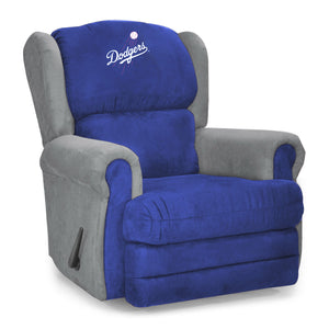 Los Angeles Dodgers Big & Tall Coach Recliner - living-essentials