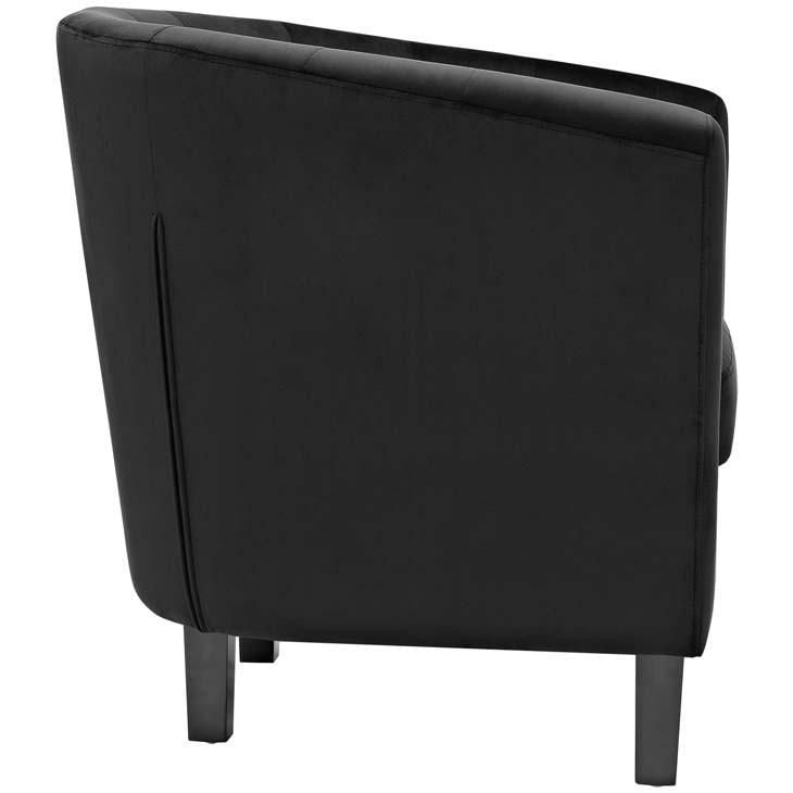 Flair Velvet Armchair - living-essentials
