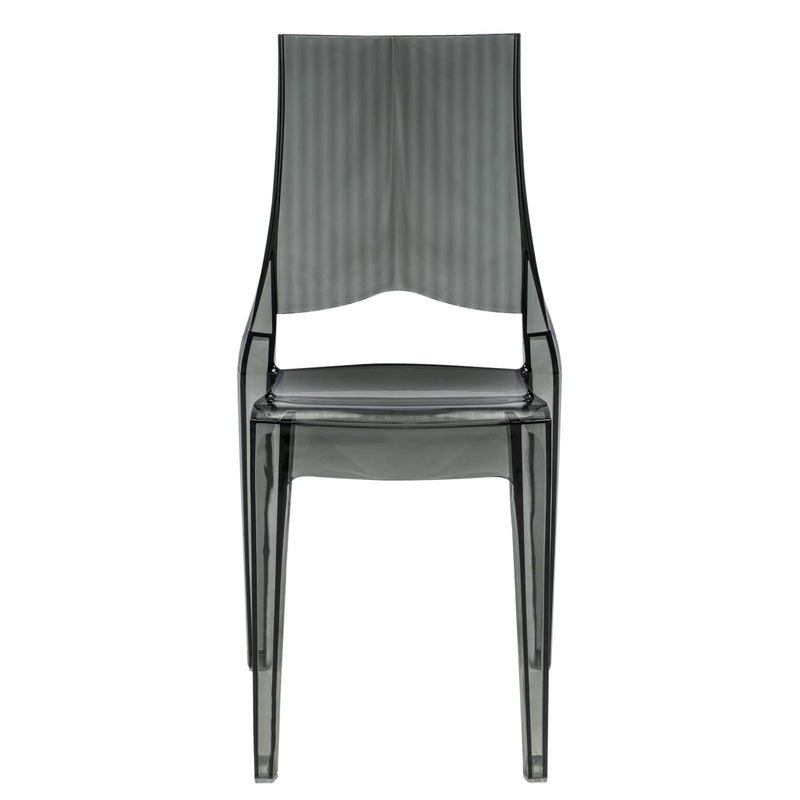 Cohen Black Modern Dining Chair - living-essentials
