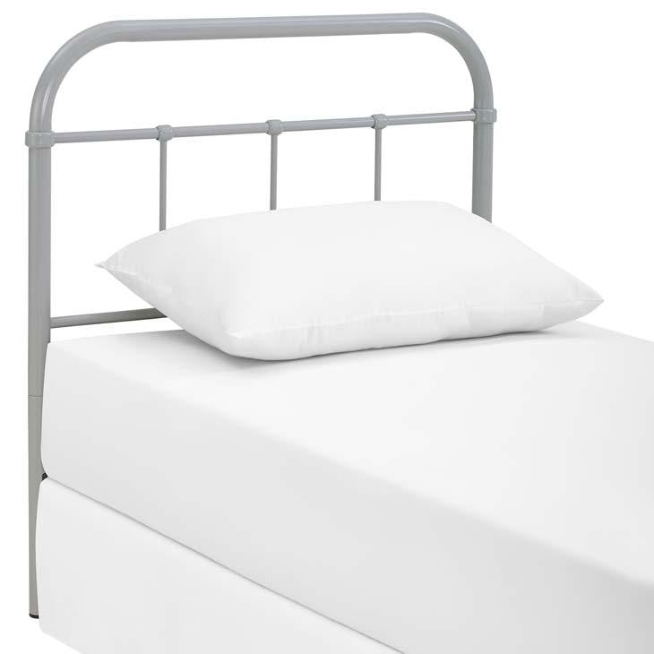 Sedona Twin Steel Headboard - living-essentials