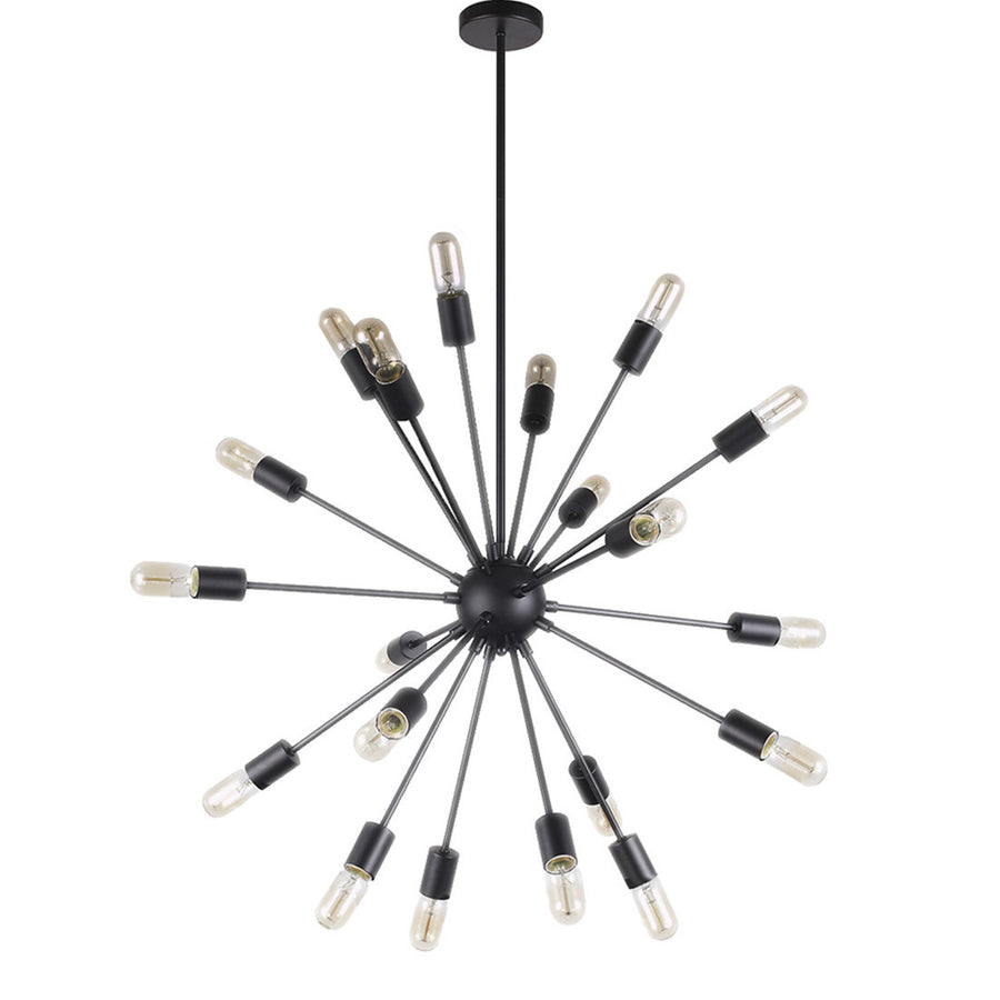 Astrid Black Chandelier Lamps Free Shipping