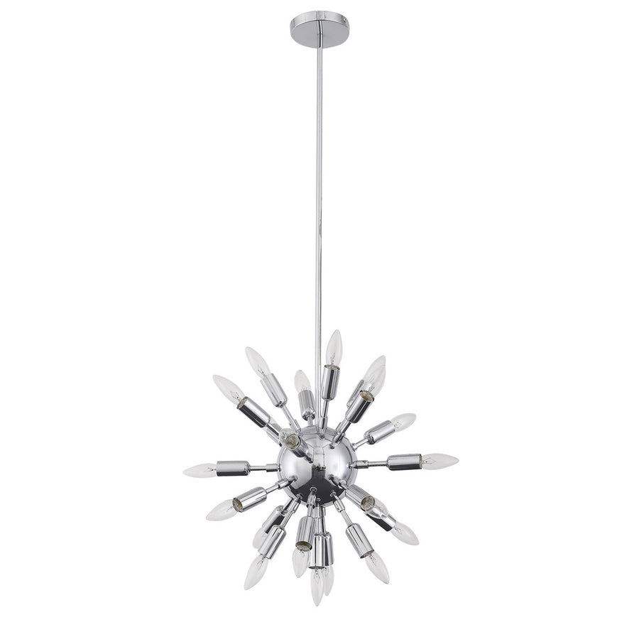 Astrid Silver Mini Chandelier Ceiling Lamps Free Shipping