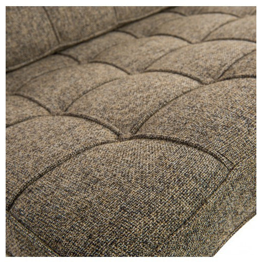 Barcelona Oatmeal Wool Style Chair - living-essentials