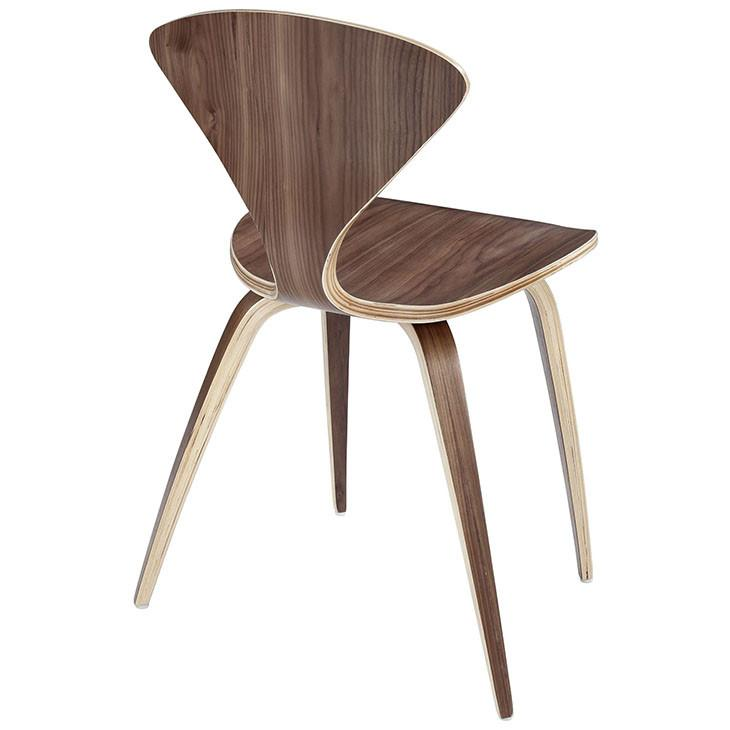 Norman Cherner Style Dining Side Chair - living-essentials