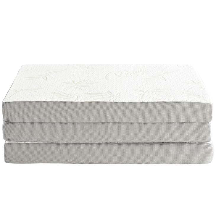 Refresh 39 X 75 X 4 (TWIN) Tri-Fold Mattress - living-essentials