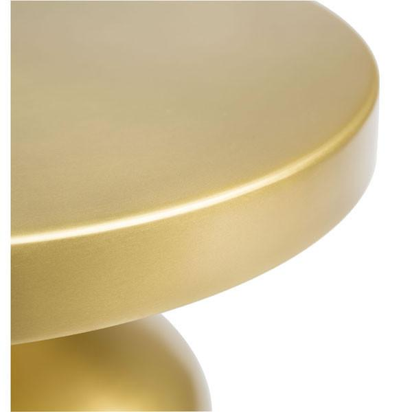 Harriet Brass Accent Side Table - living-essentials