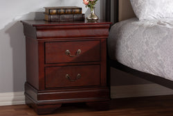 Benicio 3-Drawer Nightstand - living-essentials