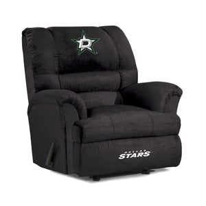Dallas Stars® Big & Tall Microfiber Recliner