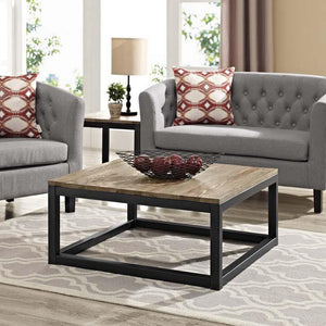 Algiers Industrial Coffee Table Free Shipping
