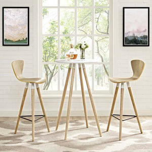 Trent Round Bar Table - living-essentials