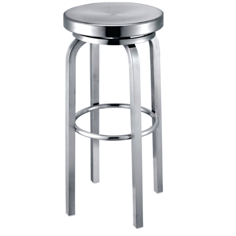 Marine Aluminum Bar Stool - living-essentials