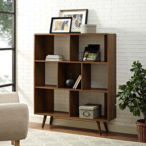 Tristan Retro Bookcase - living-essentials