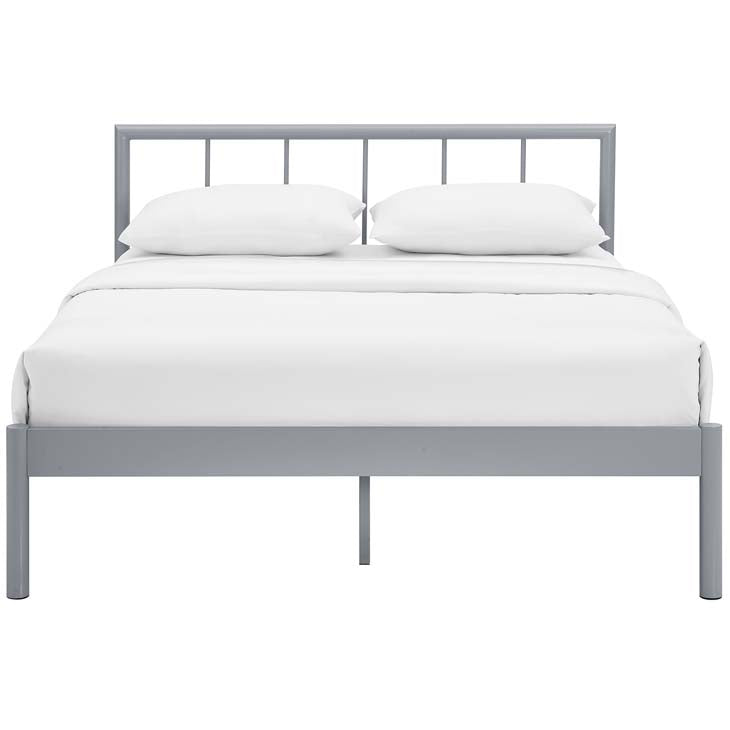 Gerri Full Bed Frame - living-essentials