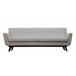Queen Mary Beige Linen Sofa - living-essentials