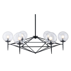 Diamond Black Ceiling Lamp - living-essentials