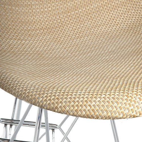 Emfurn Eiffel Style Fabric Dining Chair - living-essentials