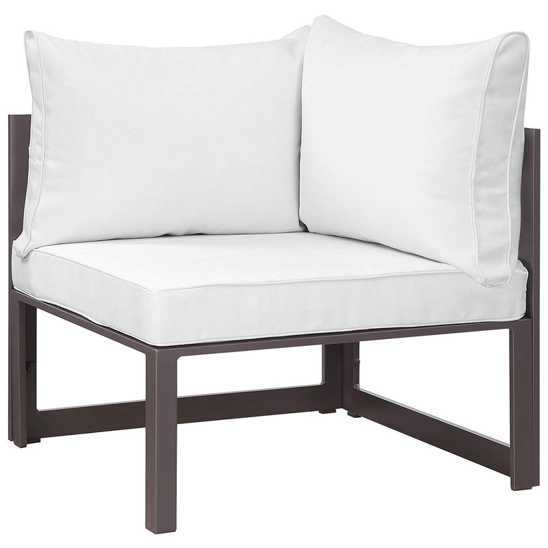 Fiat Corner Outdoor Patio Armchair - living-essentials
