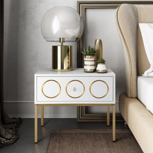 Margaret Hollywood Side Table - living-essentials
