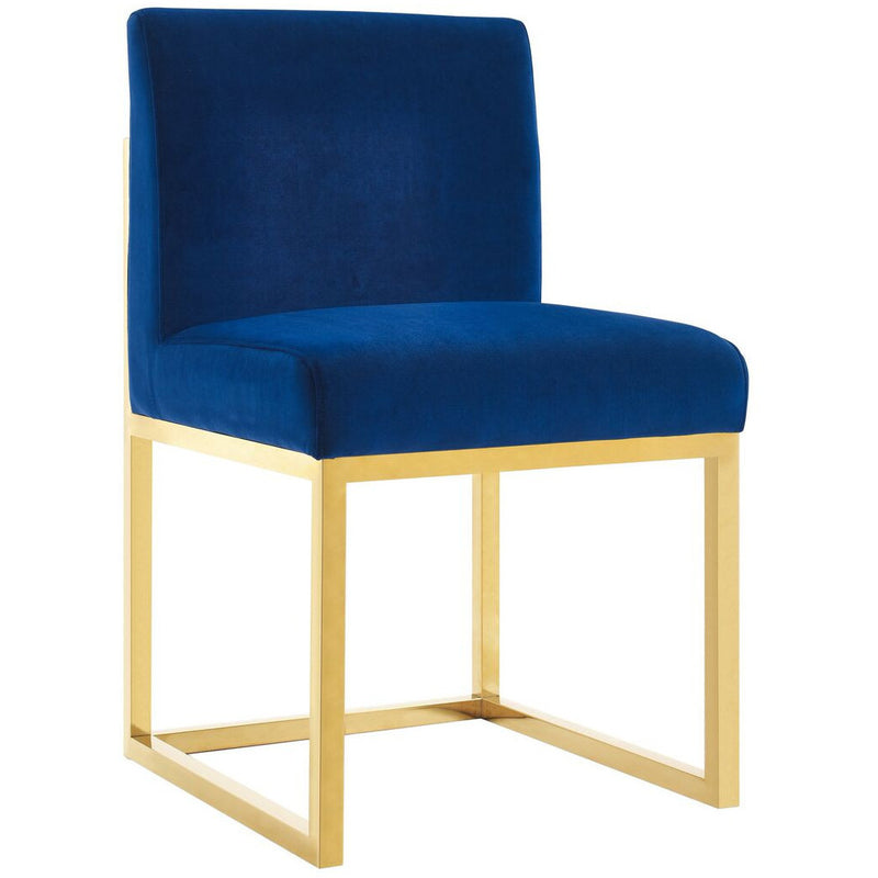 Vogue Velvet Chair - living-essentials