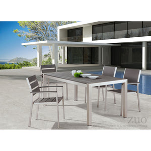 Cosmo Outdoor Dining Table Free Shipping