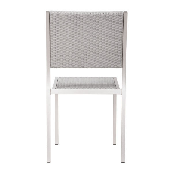 Cosmo Outdoor Dining Armless Chair - living-essentials