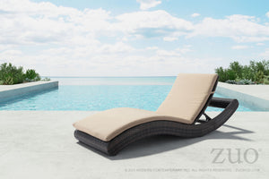 Alouette Beach Chaise Lounge Chair Free Shipping