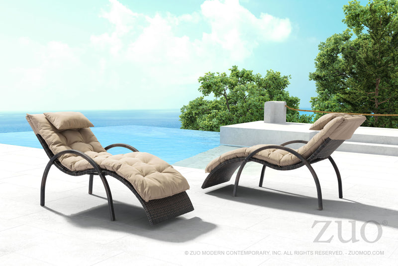 Blondie Beach Chaise Lounge - living-essentials