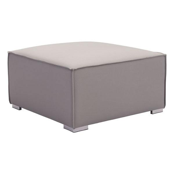 Fisher Outdoor Ottoman - living-essentials