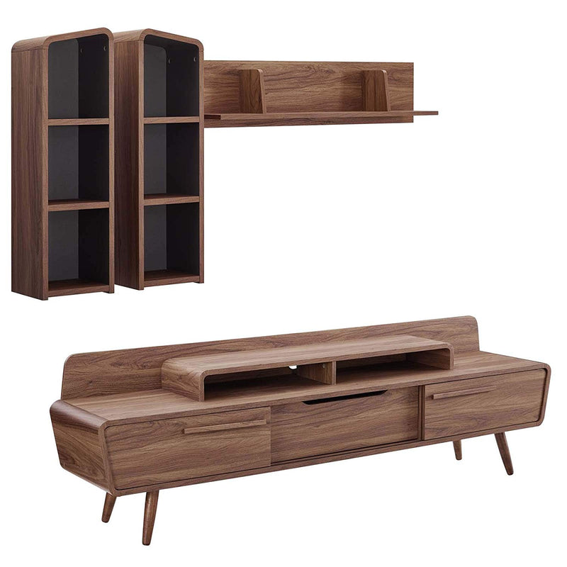 Omar 2 Piece Entertainment Center - living-essentials
