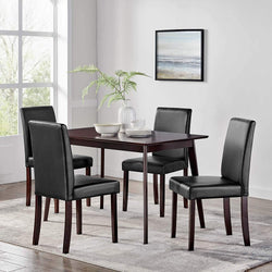 Penelope 5 Piece Dining Set - living essentials -