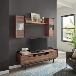 Noble 2 Piece Entertainment Center - living-essentials