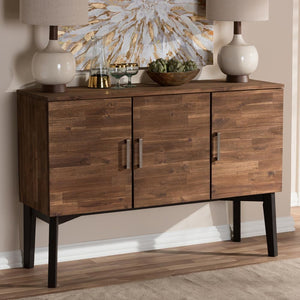 Sereniti 3-Drawer Sideboard Buffet