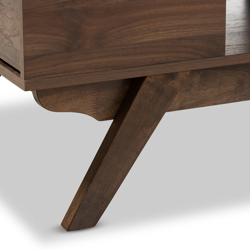 Ashur 2 Drawer Coffee Table - living-essentials