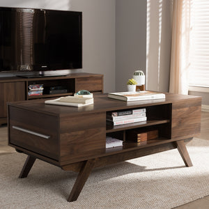 Ashur 2 Drawer Coffee Table