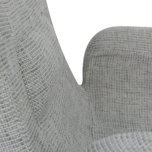 Milton Grey Accent Chair