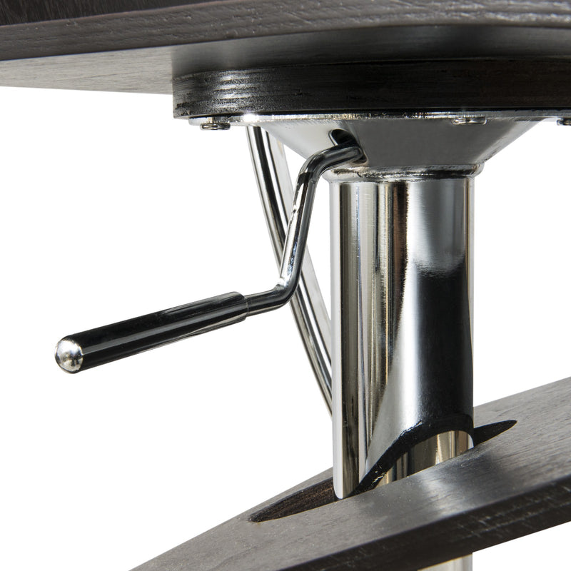Nate Brown Plywood Bar/Counter Stool - living-essentials