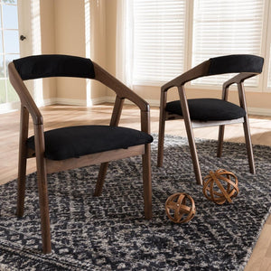Westin Oak Dining Chair Set of 2