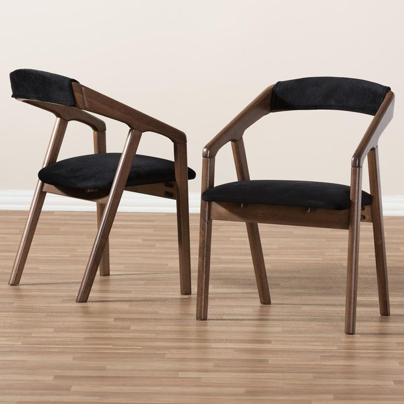 Westin Oak Dining Chair Set of 2 - living-essentials