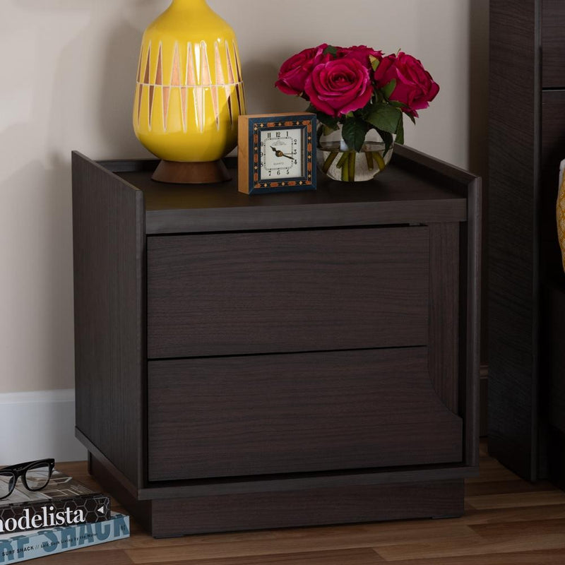 Langston 2-Drawer Nightstand - living-essentials