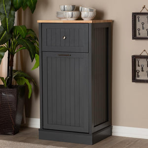 Makayla Farmhouse Kitchen Cabinet