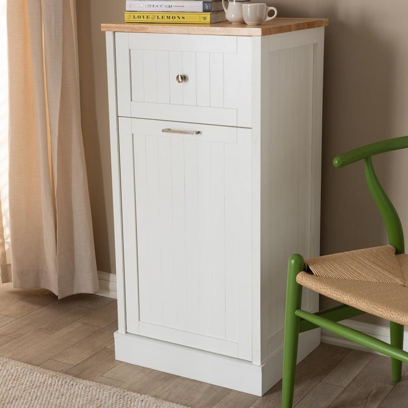 Makayla Farmhouse Kitchen Cabinet - living-essentials