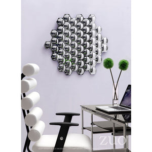 Honeycomb Mirror Free Shipping