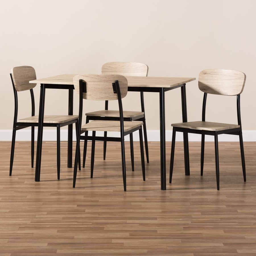 Hope 5-Piece Dining Set
