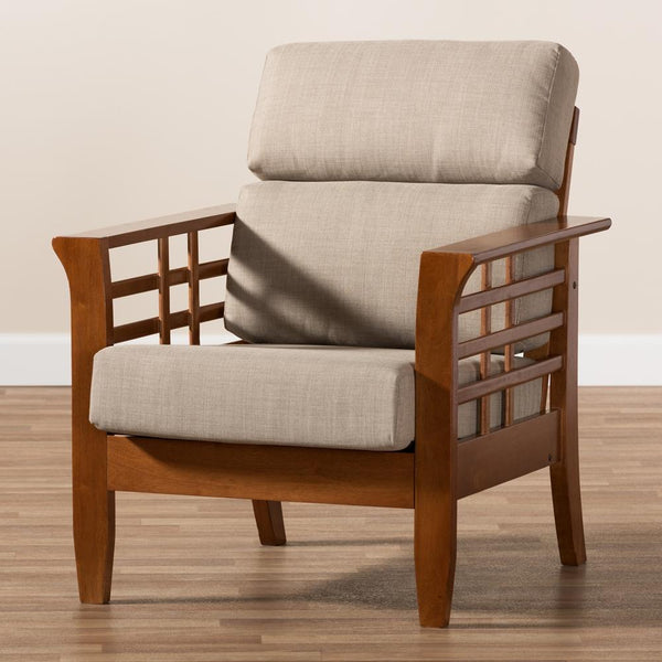 Laila High Back Lounge Chair - living-essentials