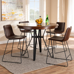 Carlito 5-Piece Pub Set - living-essentials