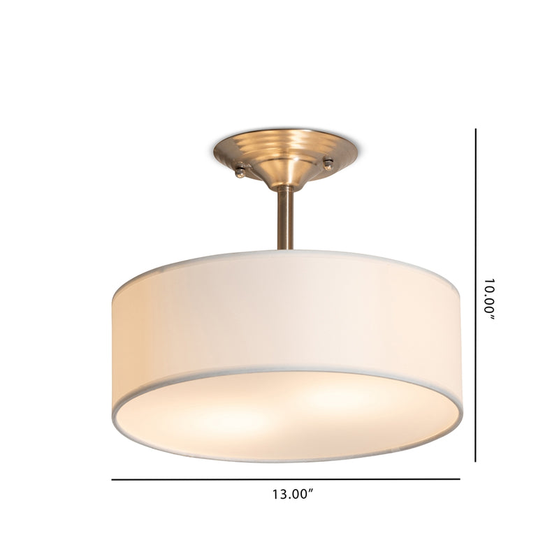 Branson Drum Pendant Light - living-essentials